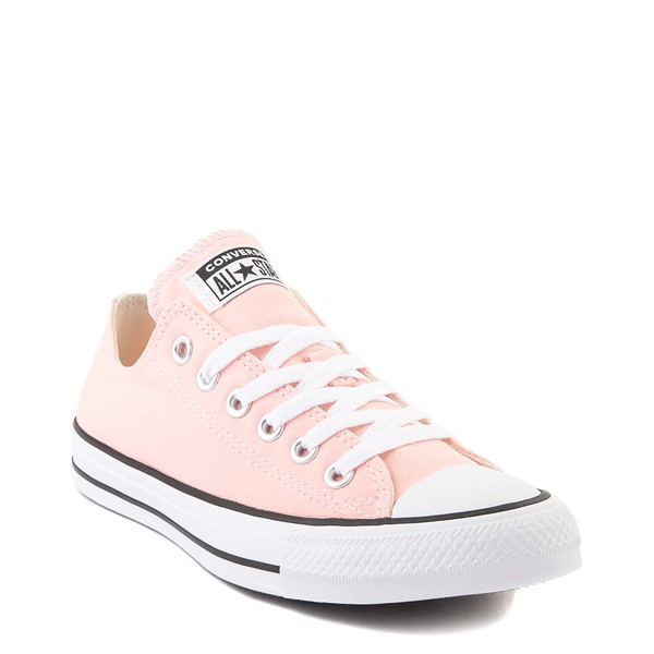 alternate view Converse Chuck Taylor All Star Lo Sneaker - Storm PinkALT5