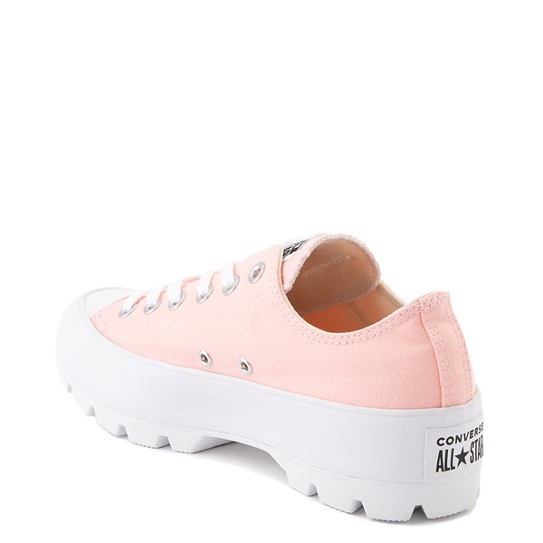 alternate view Womens Converse Chuck Taylor All Star Lo Lugged Sneaker - Storm PinkALT2