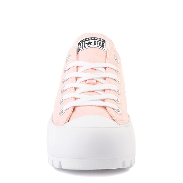 alternate view Womens Converse Chuck Taylor All Star Lo Lugged Sneaker - Storm PinkALT4