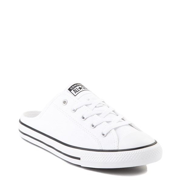 alternate view Womens Converse Chuck Taylor All Star Dainty Mule Sneaker - WhiteALT1