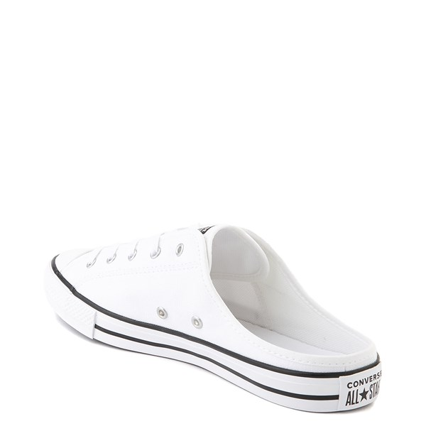 alternate view Womens Converse Chuck Taylor All Star Dainty Mule Sneaker - WhiteALT2