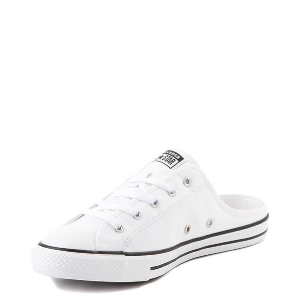 alternate view Womens Converse Chuck Taylor All Star Dainty Mule Sneaker - WhiteALT3