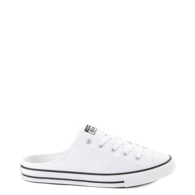 Main view of Womens Converse Chuck Taylor All Star Dainty Mule Sneaker - White