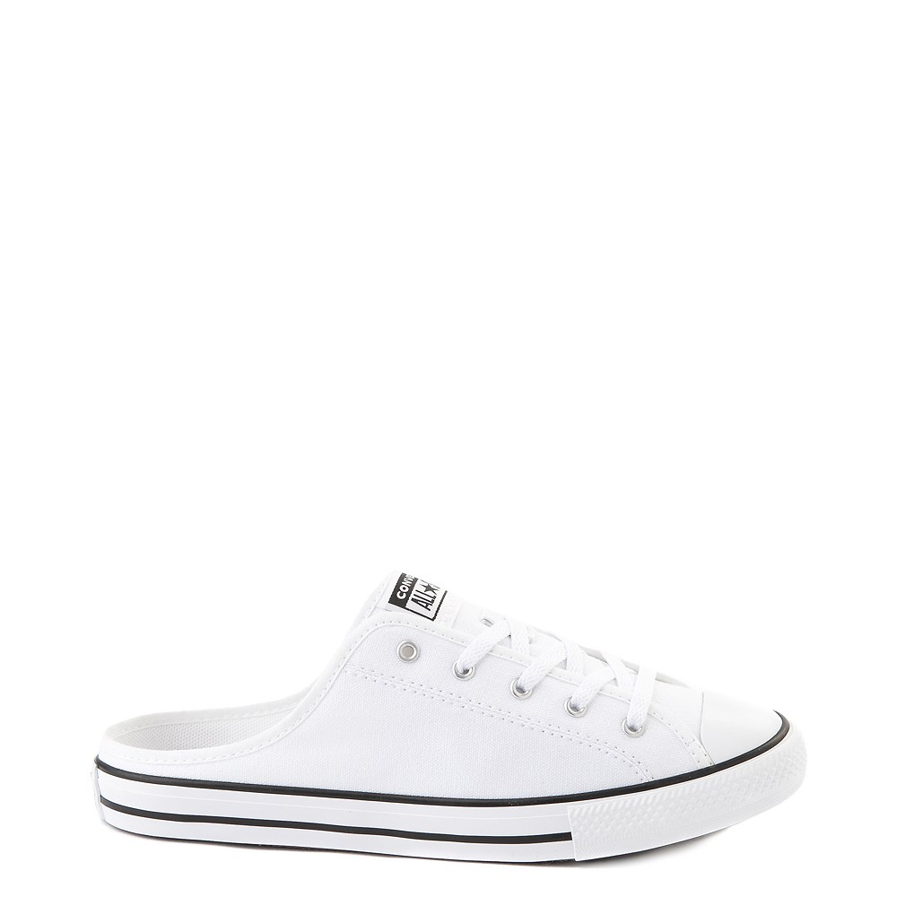 Womens Converse Chuck Taylor All Star Dainty Mule Sneaker - White