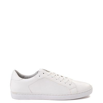 Main view of Mens Floyd Adriano Casual Shoe - White Monochrome