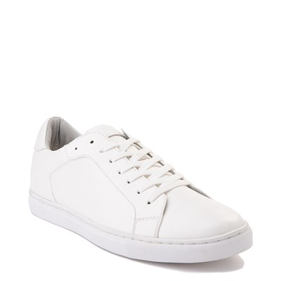 Alternate view of Mens Floyd Adriano Casual Shoe - White Monochrome