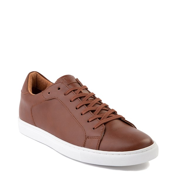 alternate view Mens Floyd Adriano Casual Shoe - CognacALT1