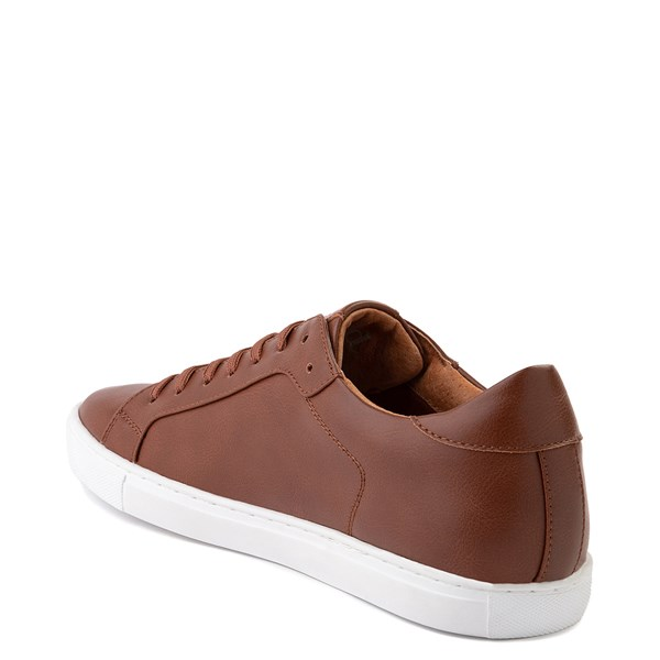alternate view Mens Floyd Adriano Casual Shoe - CognacALT2