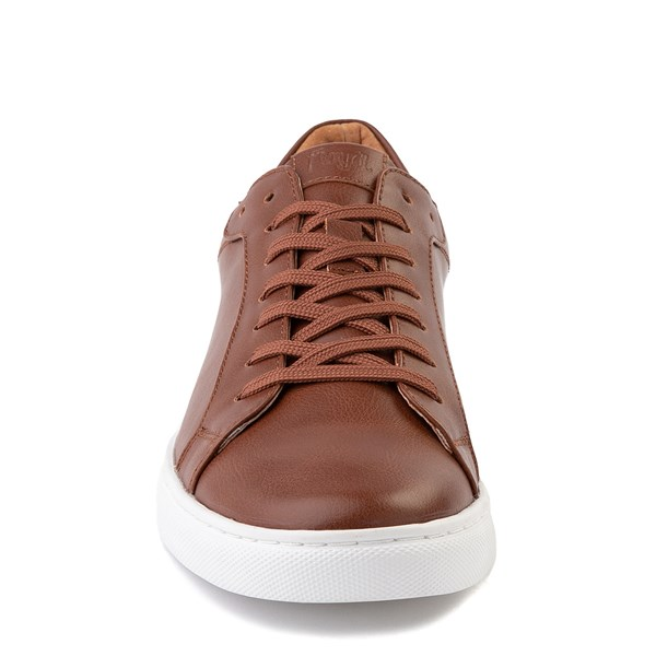 alternate view Mens Floyd Adriano Casual Shoe - CognacALT4