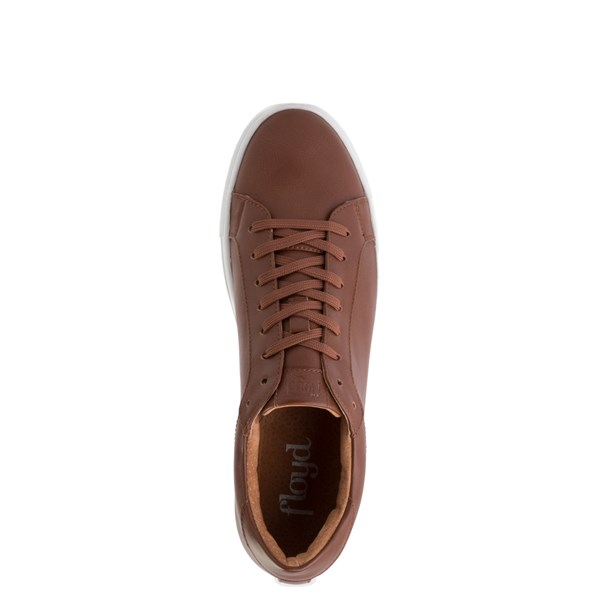 alternate view Mens Floyd Adriano Casual Shoe - CognacALT4B
