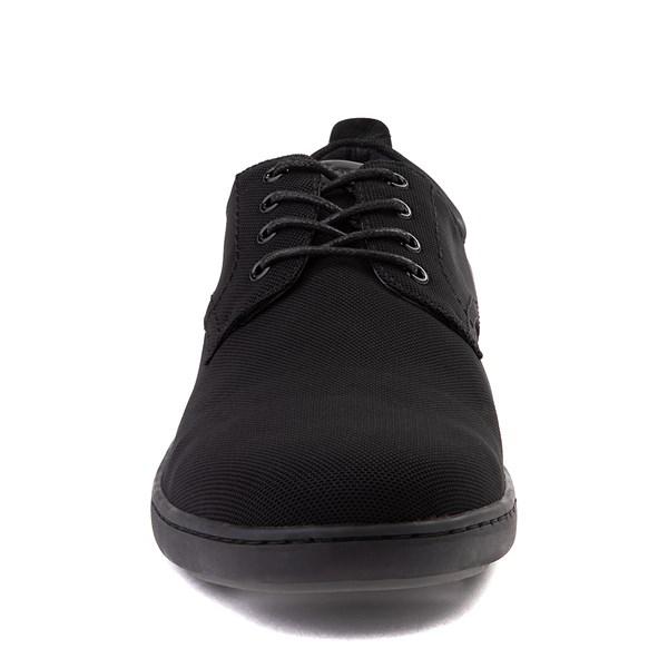 alternate view Mens Floyd Paolo Casual Shoe - BlackALT4