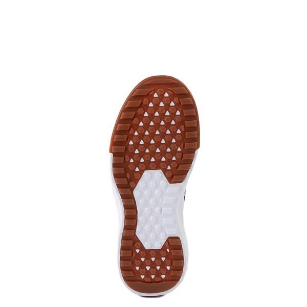alternate view Vans XtremeRanger Checkerboard Sneaker - Little Kid - Black / True WhiteALT5