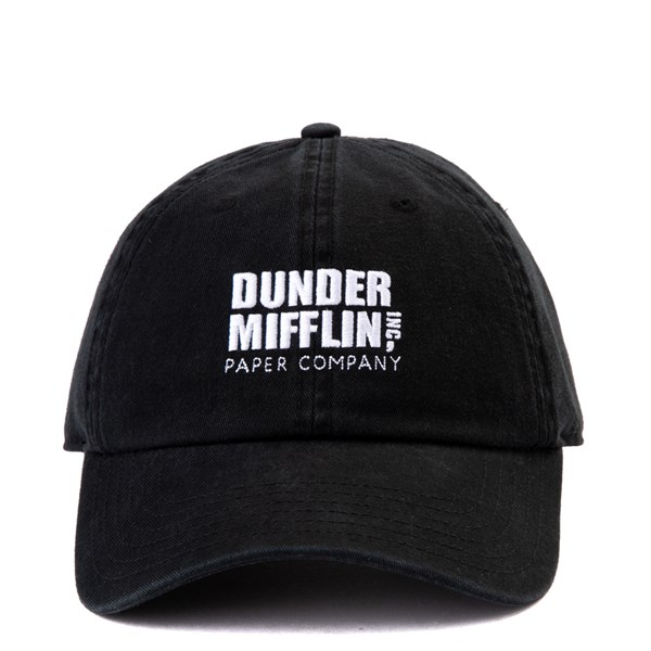 Dunder Mifflin Dad Hat - Black