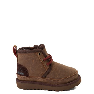 Main view of UGG® Neumel II Boot - Toddler / Little Kid - Grizzly