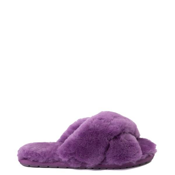 Womens EMU Australia Mayberry Slide Sandal - Purple