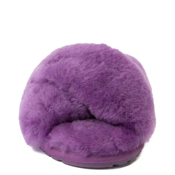 alternate view Womens EMU Australia Mayberry Slide Sandal - PurpleALT4