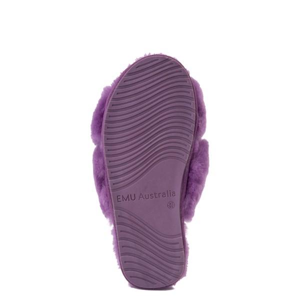 alternate view Womens EMU Australia Mayberry Slide Sandal - PurpleALT5