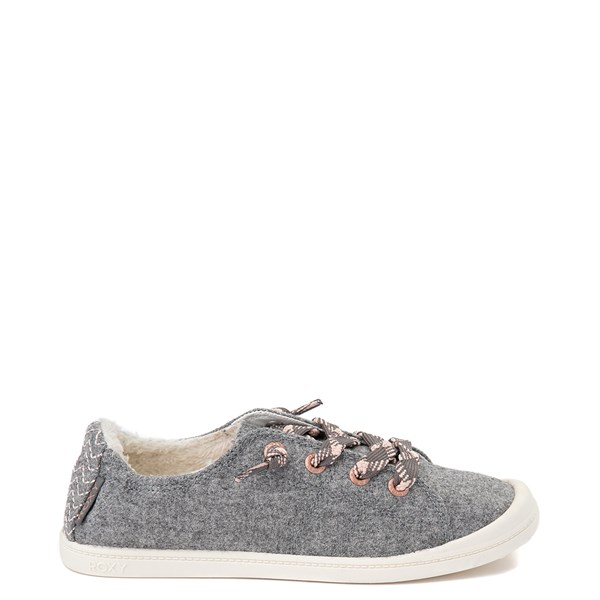Womens Roxy Bayshore Fur Casual Shoe