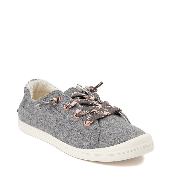Alternate view of Womens Roxy Bayshore Fur Casual Shoe