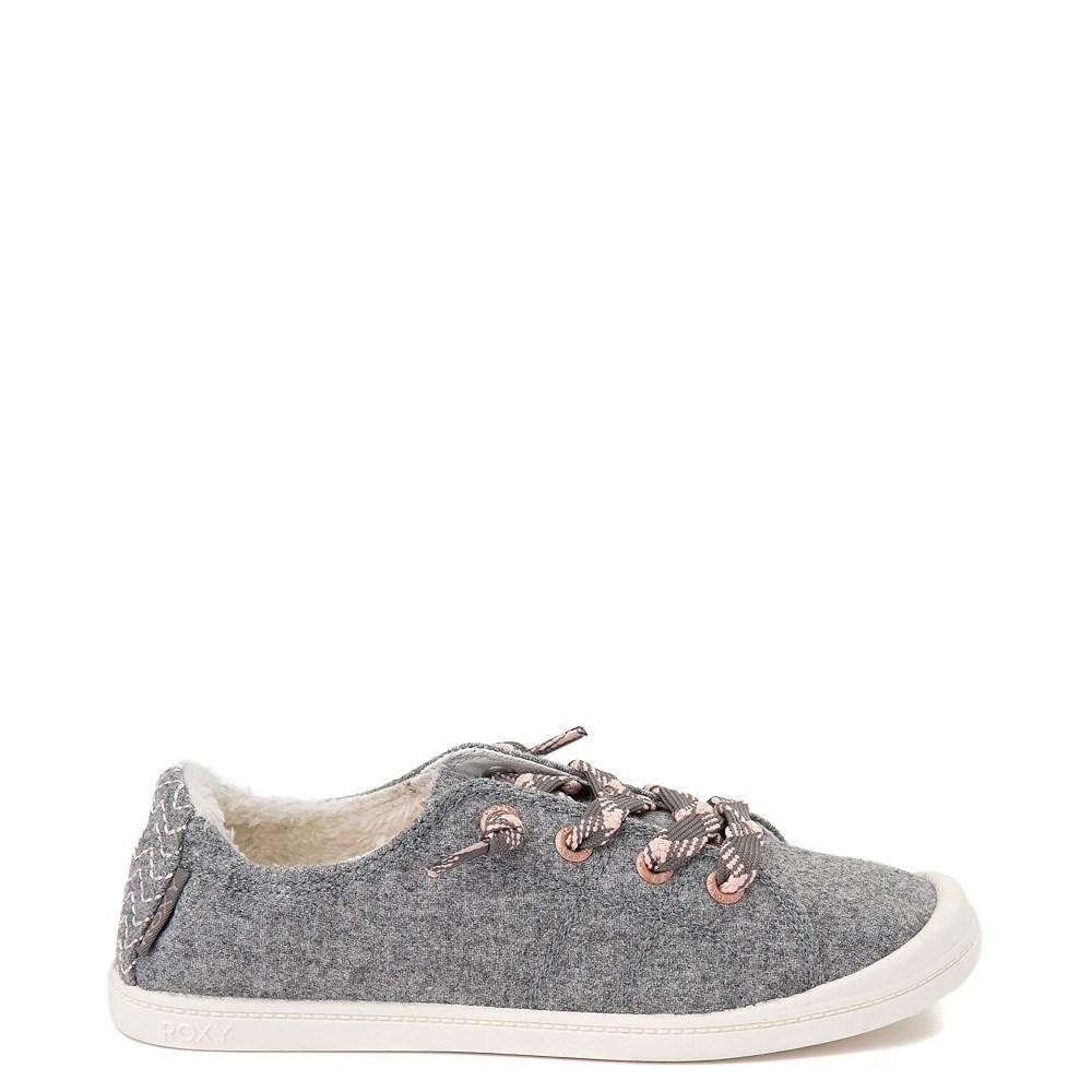 Womens Roxy Bayshore Fur Casual Shoe