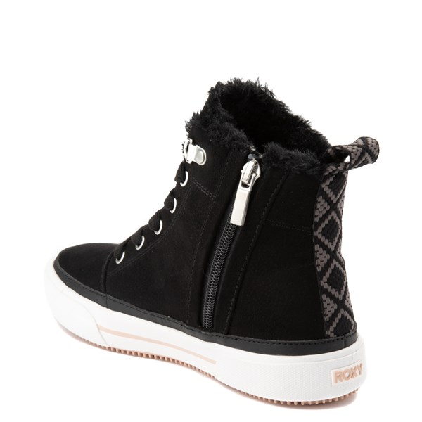 alternate view Womens Roxy Ivan Hi Casual ShoeALT2