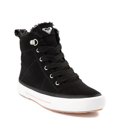 Alternate view of Womens Roxy Ivan Hi Casual Shoe - Black