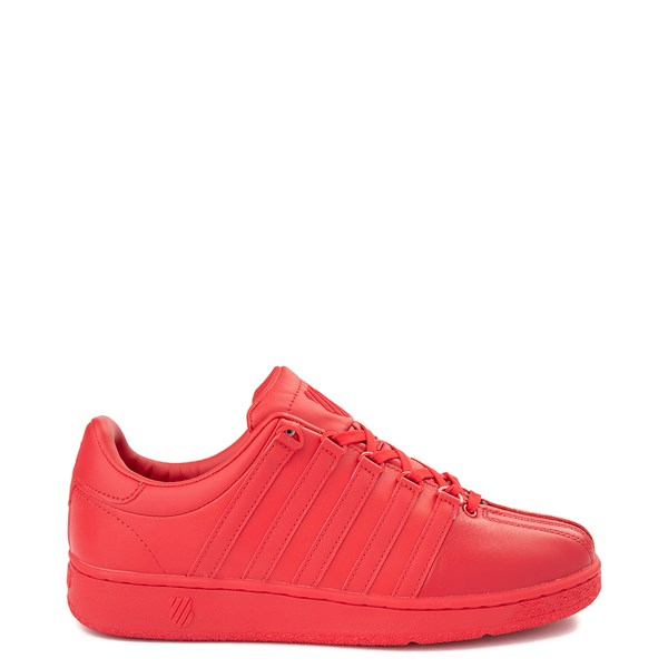 Mens K-Swiss Classic VN Heritage Athletic Shoe - Red