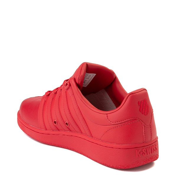alternate view Mens K-Swiss Classic VN Heritage Athletic Shoe - RedALT2