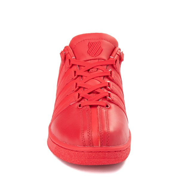 alternate view Mens K-Swiss Classic VN Heritage Athletic Shoe - RedALT4