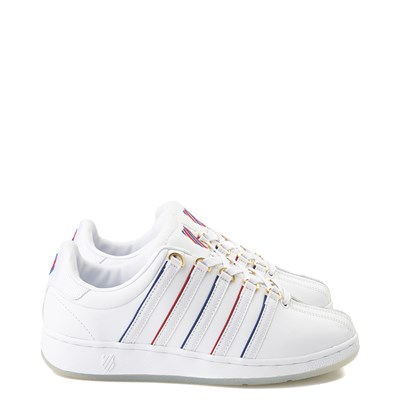 Main view of Mens K-Swiss Classic VN Dreamer Athletic Shoe - White / Multi