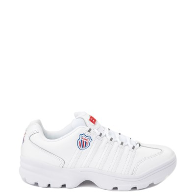 Main view of Mens K-Swiss Altezo P Athletic Shoe - White