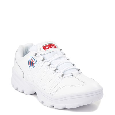 Alternate view of Mens K-Swiss Altezo P Athletic Shoe - White