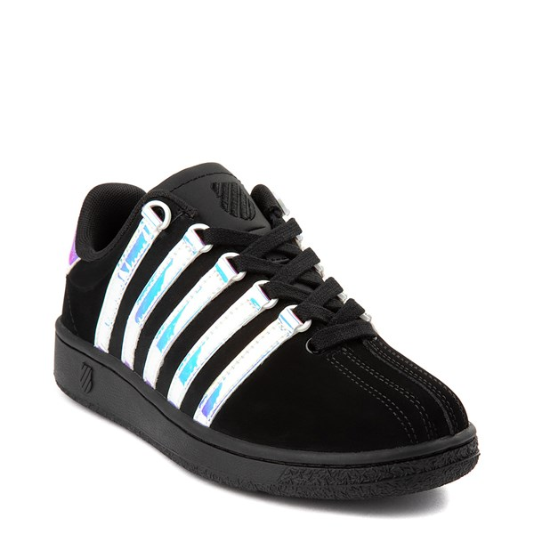 alternate view Womens K-Swiss Classic VN Heritage Athletic Shoe - Black / IceALT1