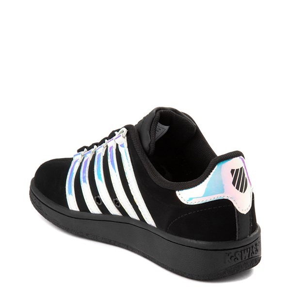 alternate view Womens K-Swiss Classic VN Heritage Athletic Shoe - Black / IceALT2