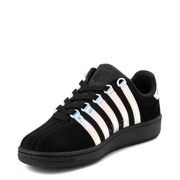 alternate view Womens K-Swiss Classic VN Heritage Athletic Shoe - Black / IceALT3