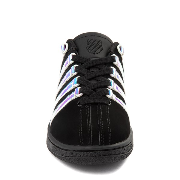 alternate view Womens K-Swiss Classic VN Heritage Athletic Shoe - Black / IceALT4