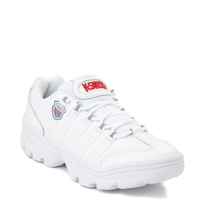 Alternate view of Womens K-Swiss Altezo P Athletic Shoe - White