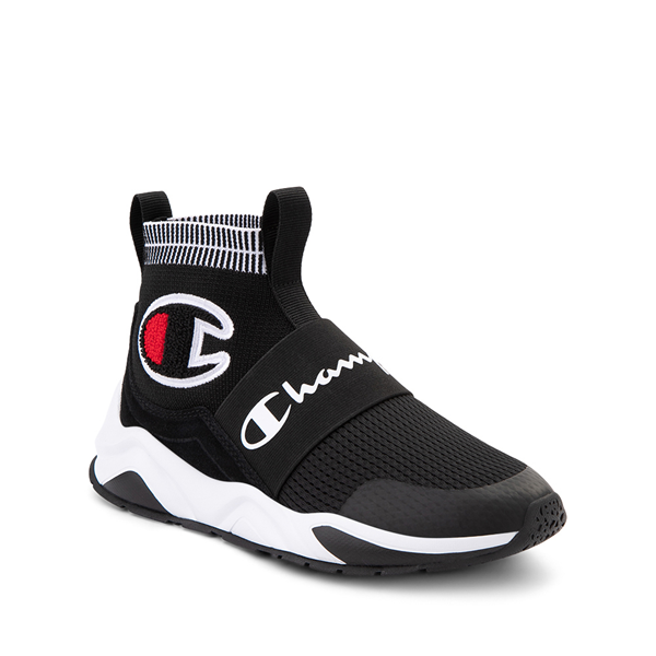 alternate view Champion Rally Pro Athletic Shoe - Big Kid - BlackALT5
