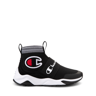 Main view of Champion Rally Pro Athletic Shoe - Big Kid - Black