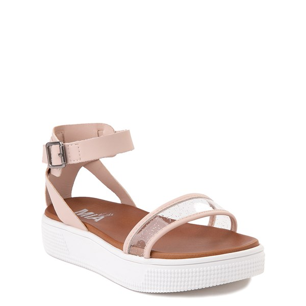 alternate view MIA Ellen Sandal - Little Kid / Big Kid - BlushALT1