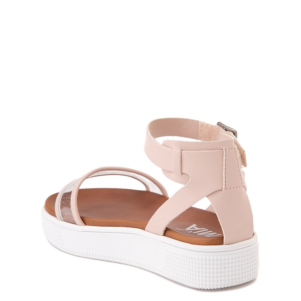 alternate view MIA Ellen Sandal - Little Kid / Big Kid - BlushALT2