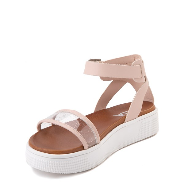 alternate view MIA Ellen Sandal - Little Kid / Big Kid - BlushALT3