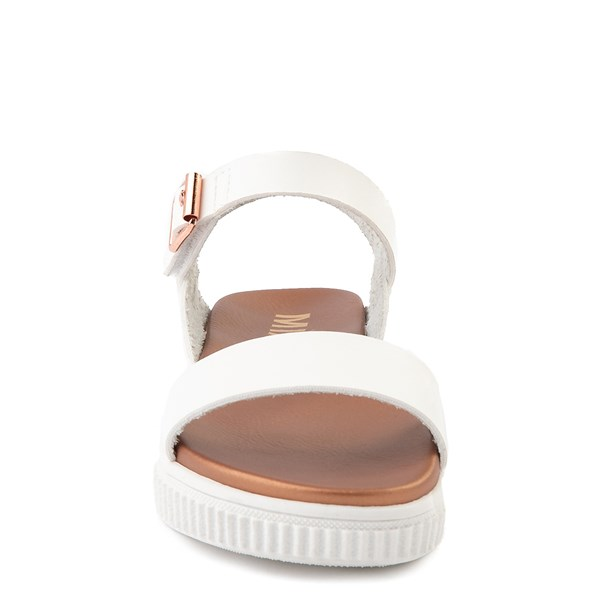 alternate view MIA Deedra Platform Sandal - Little Kid / Big Kid - WhiteALT4