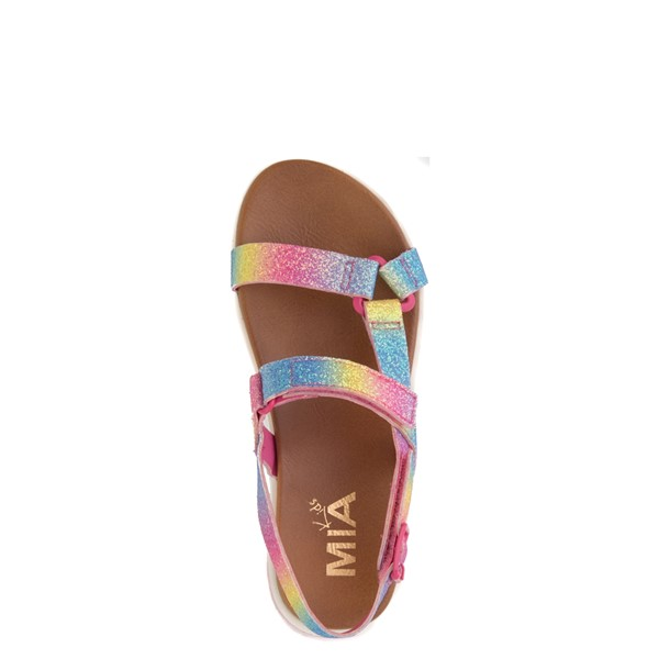 alternate view MIA Tristen Sandal - Little Kid / Big Kid - MultiALT4B