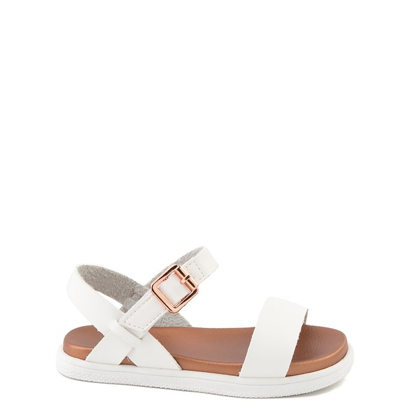 Main view of MIA Deedra Sandal - Toddler / Little Kid - White