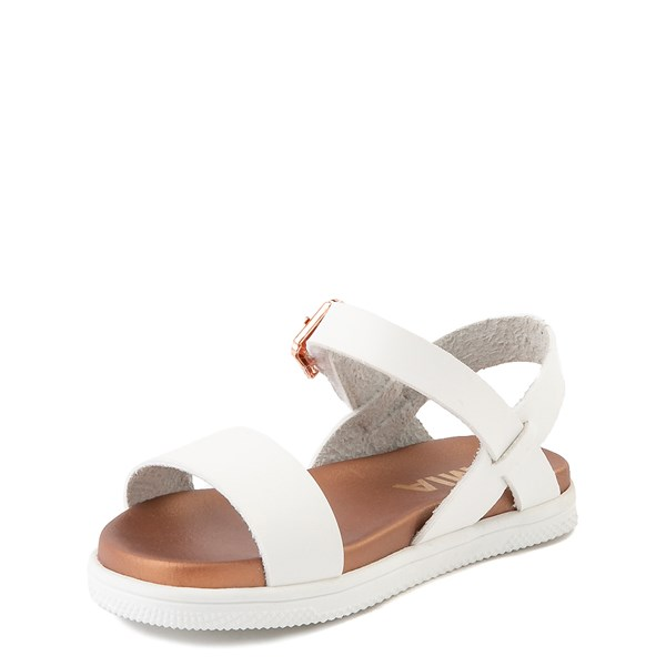 alternate view MIA Deedra Sandal - Toddler / Little Kid - WhiteALT3