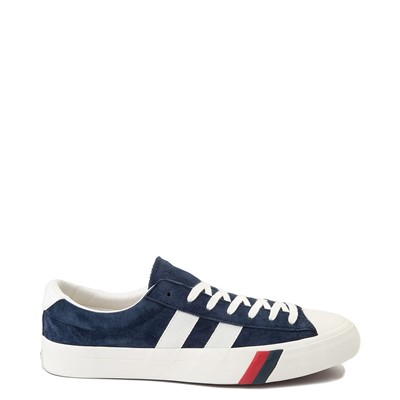 Main view of Mens PRO-Keds Royal Plus Lo Sneaker - Navy