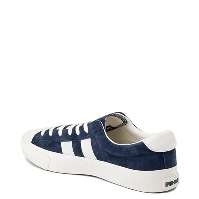Alternate view of Mens PRO-Keds Royal Plus Lo Sneaker - Navy