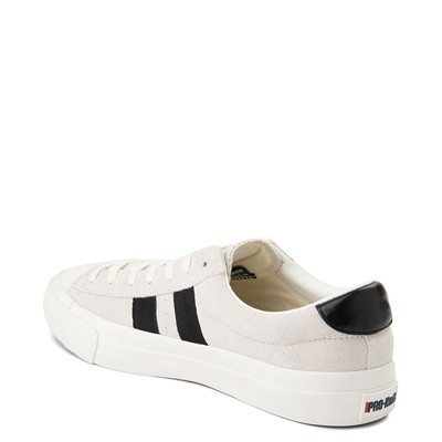 Alternate view of Mens PRO-Keds Royal Plus Lo Sneaker - Cream