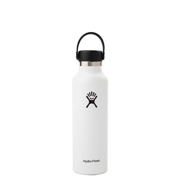 Hydro Flask® 21 oz Standard Mouth Water Bottle - White